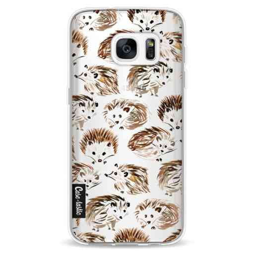 Casetastic Softcover Samsung Galaxy S7 - Hedgehogs