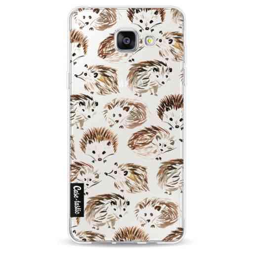 Casetastic Softcover Samsung Galaxy A5 (2016) - Hedgehogs