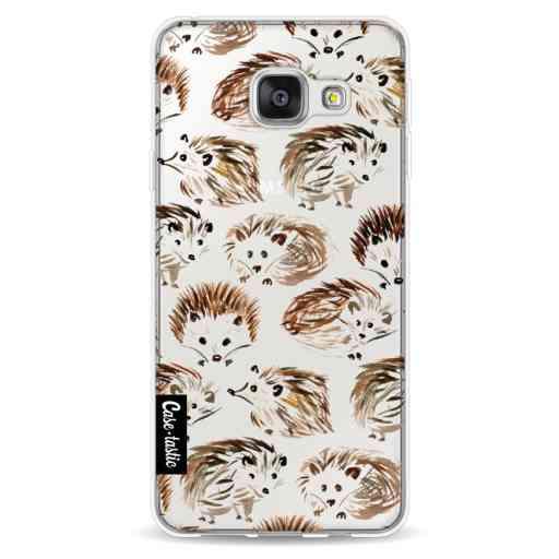 Casetastic Softcover Samsung Galaxy A3 (2016) - Hedgehogs