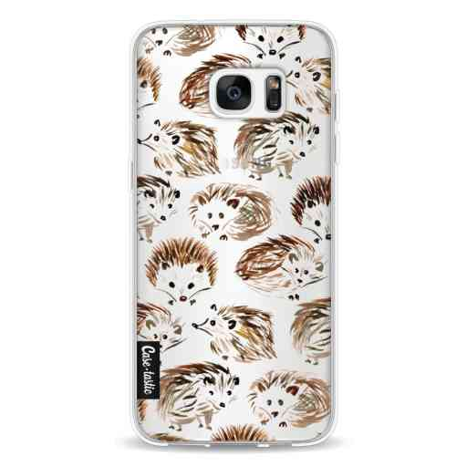 Casetastic Softcover Samsung Galaxy S7 Edge - Hedgehogs