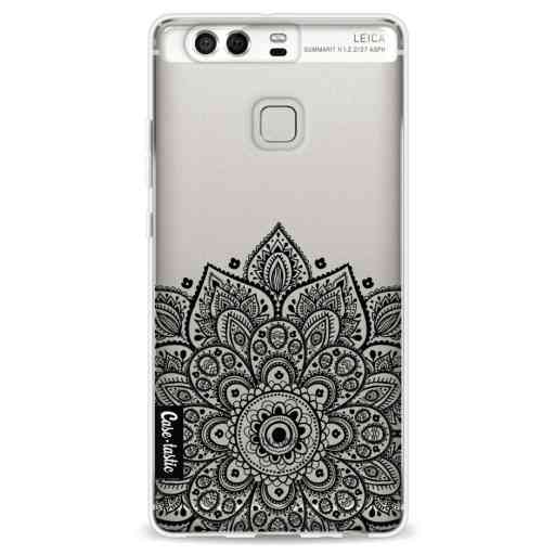 Casetastic Softcover Huawei P9 - Floral Mandala