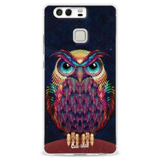 Casetastic Softcover Huawei P9 - Owl 2