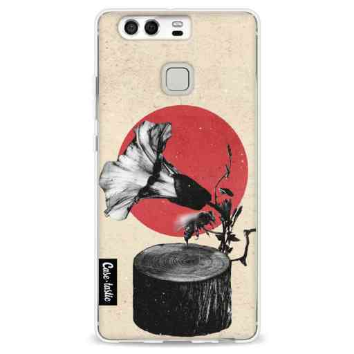Casetastic Softcover Huawei P9 - Gramophone