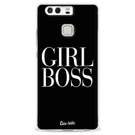 Casetastic Softcover Huawei P9 - Girl Boss