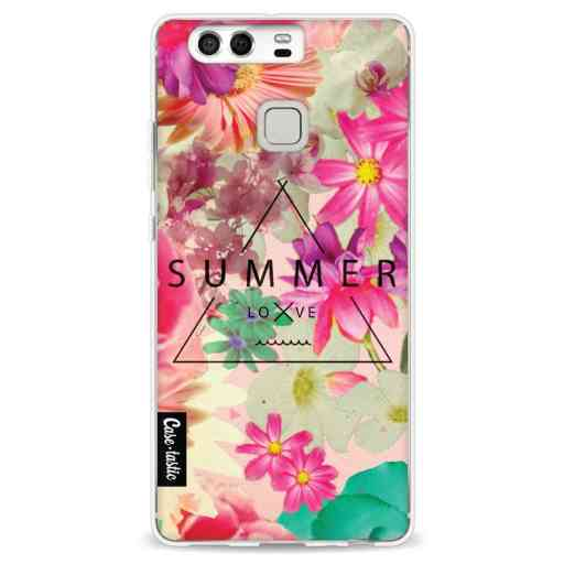 Casetastic Softcover Huawei P9 - Summer Love Flowers