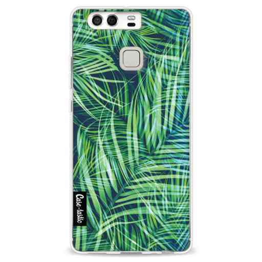 Casetastic Softcover Huawei P9 - Palm Leaves