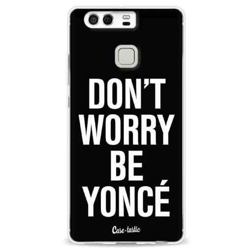 Casetastic Softcover Huawei P9 - Don't Worry Beyoncé