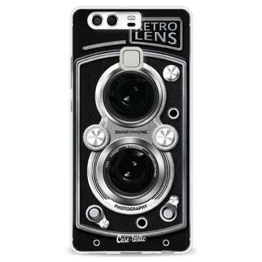 Casetastic Softcover Huawei P9 - Camera Retro Lens