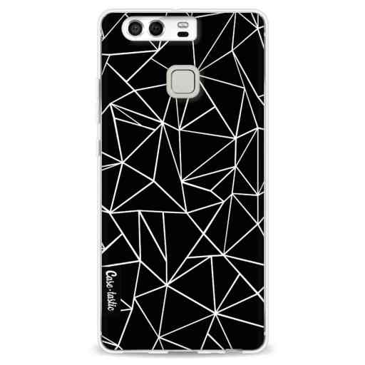 Casetastic Softcover Huawei P9 - Abstraction Outline