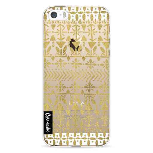 Casetastic Softcover Apple iPhone 5 / 5s / SE - Norwegian Gold