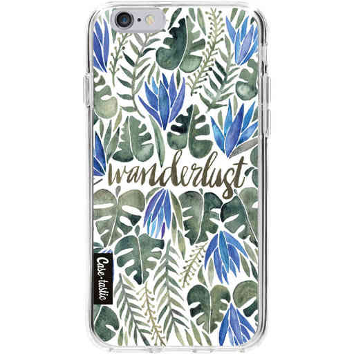 Casetastic Softcover Apple iPhone 6 / 6s  - Wanderlust GreyWhite
