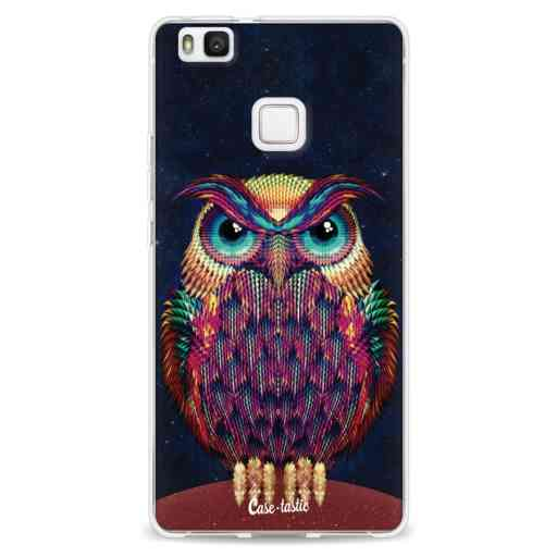Casetastic Softcover Huawei P9 Lite - Owl 2