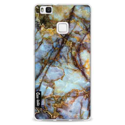 Casetastic Softcover Huawei P9 Lite - Blue Marble