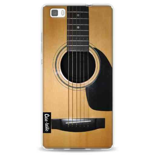 Casetastic Softcover Huawei P8 Lite (2015) - Guitar