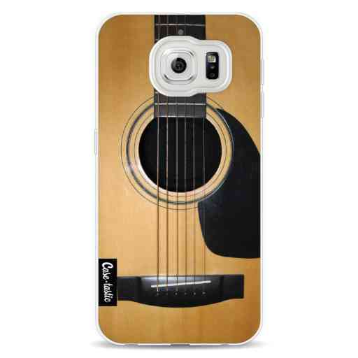 Casetastic Softcover Samsung Galaxy S6 - Guitar