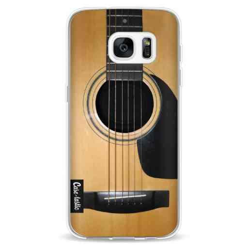 Casetastic Softcover Samsung Galaxy S7 - Guitar