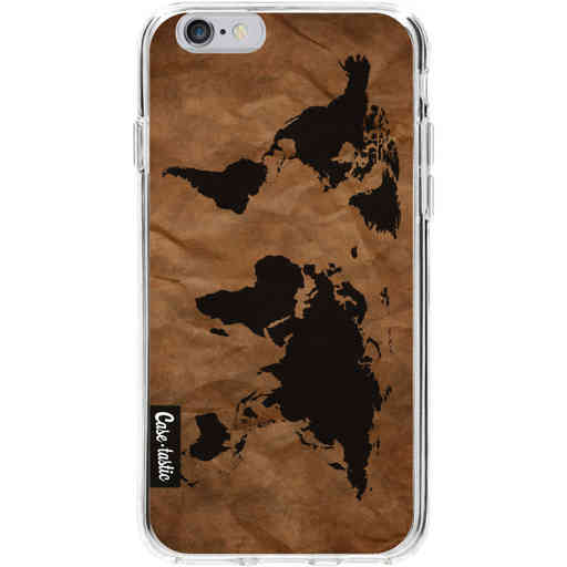 Casetastic Softcover Apple iPhone 6 / 6s  - World Map