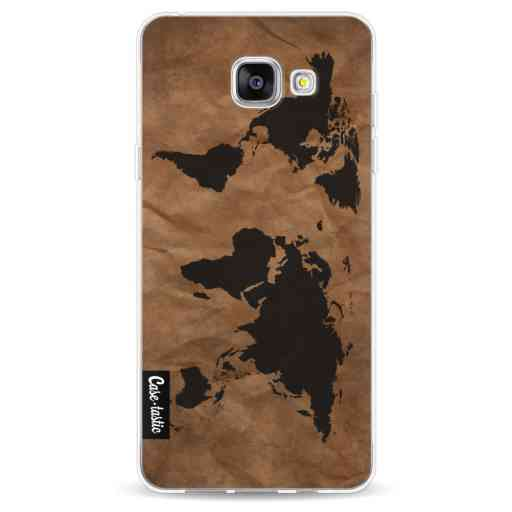 Casetastic Softcover Samsung Galaxy A5 (2016) - World Map