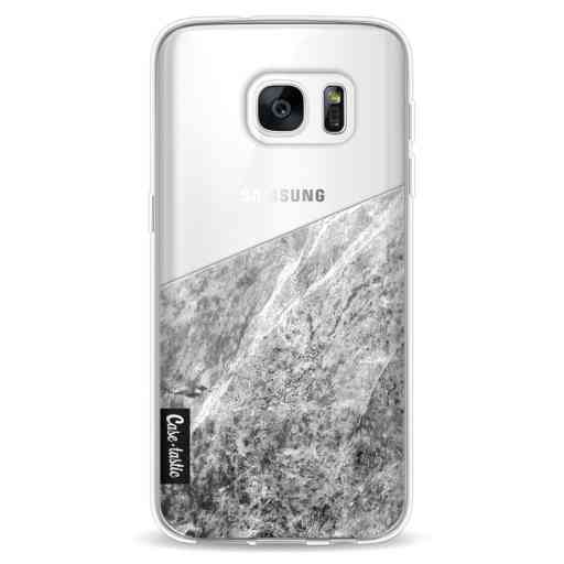 Casetastic Softcover Samsung Galaxy S7 - Marble Transparent