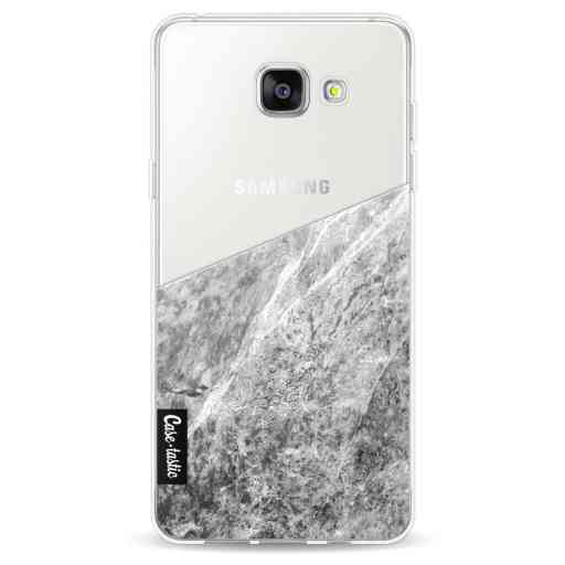 Casetastic Softcover Samsung Galaxy A5 (2016) - Marble Transparent