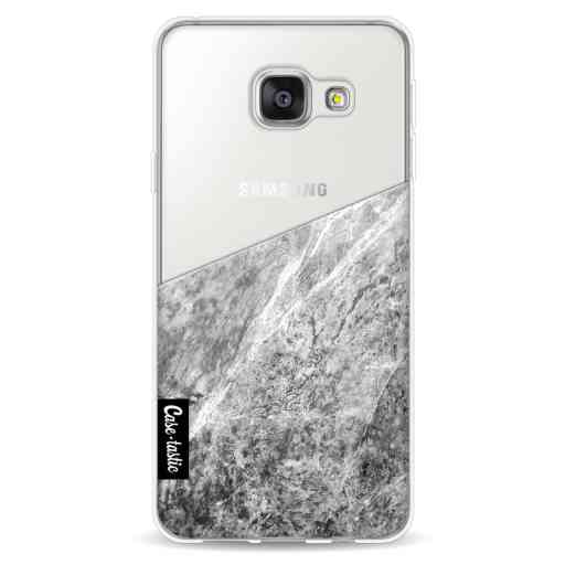Casetastic Softcover Samsung Galaxy A3 (2016) - Marble Transparent