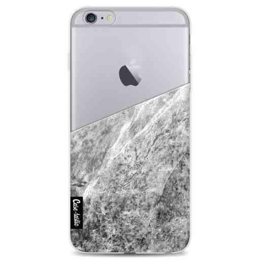 Casetastic Softcover Apple iPhone 6 Plus / 6s Plus - Marble Transparent
