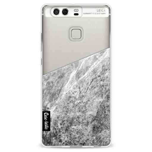 Casetastic Softcover Huawei P9  - Marble Transparent