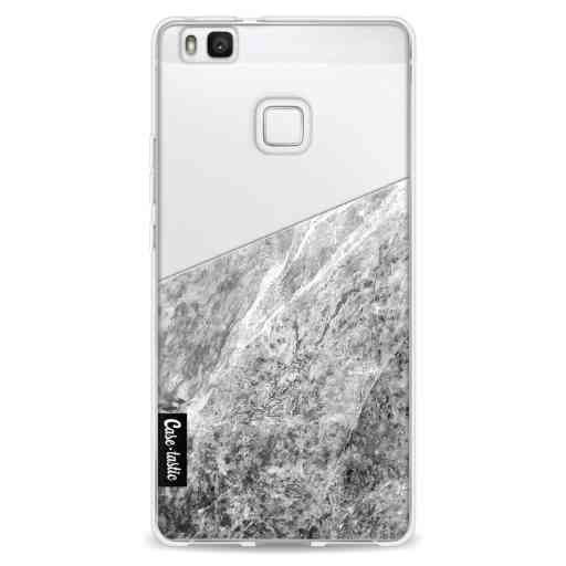 Casetastic Softcover Huawei P9 Lite - Marble Transparent