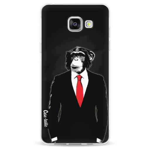 Casetastic Softcover Samsung Galaxy A5 (2016) - Domesticated Monkey