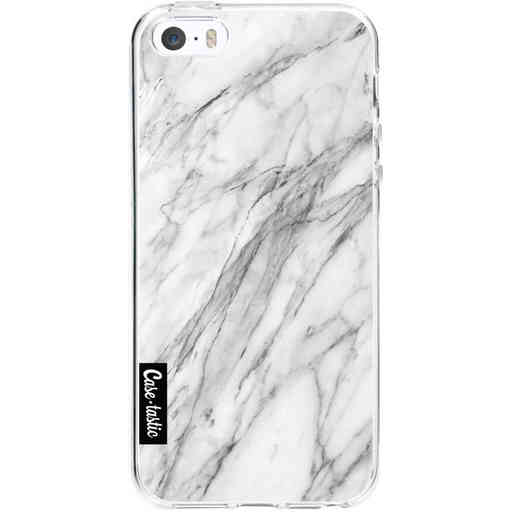 Casetastic Softcover Apple iPhone 5 / 5s / SE - Marble Contrast