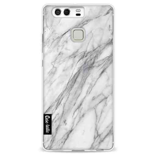 Casetastic Softcover Huawei P9  - Marble Contrast