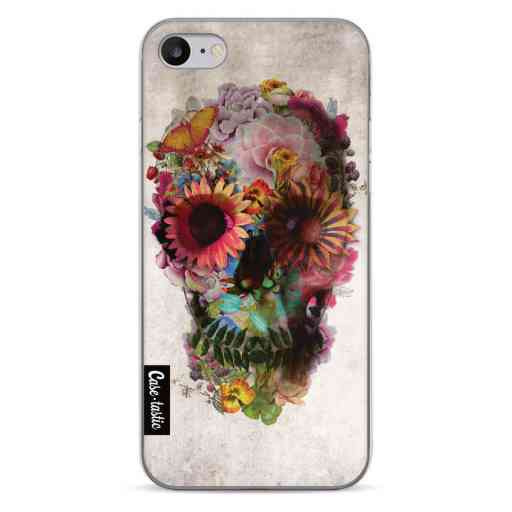 Casetastic Softcover Apple iPhone 7 / 8 / SE (2020) - Skull 2