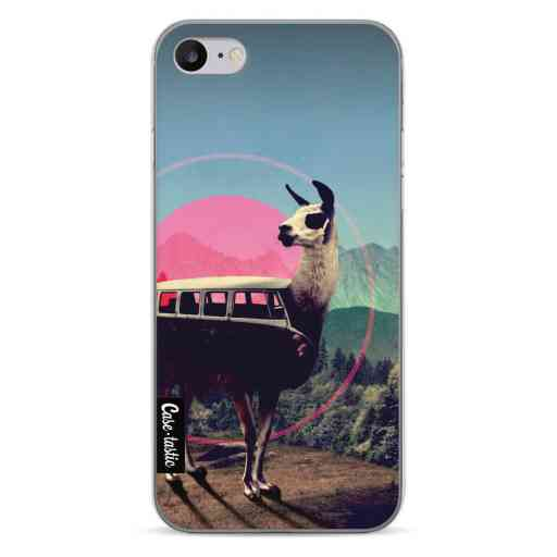 Casetastic Softcover Apple iPhone 7 / 8 - Llama