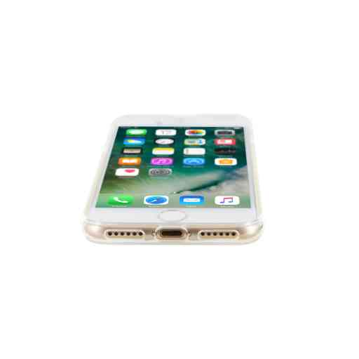 Casetastic Softcover Apple iPhone 7 / 8 / SE (2020) - White Marble
