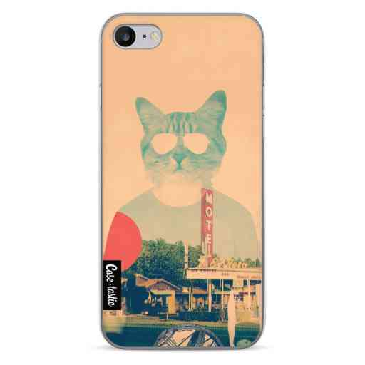 Casetastic Softcover Apple iPhone 7 / 8 / SE (2020) - Cool Cat