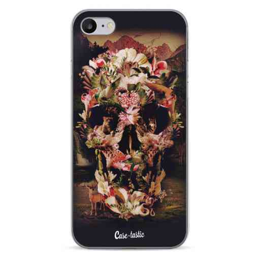 Casetastic Softcover Apple iPhone 7 / 8 / SE (2020) - Jungle Skull