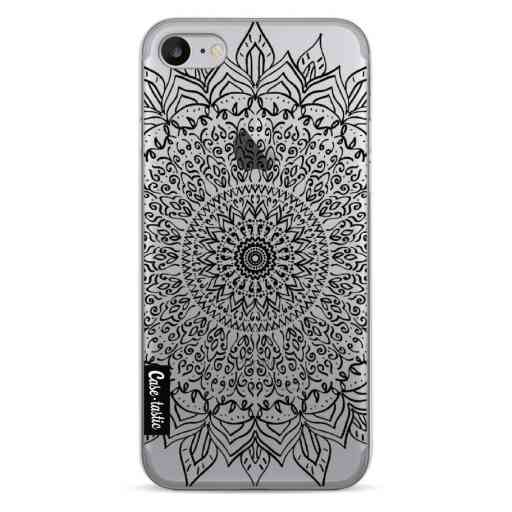 Casetastic Softcover Apple iPhone 7 / 8 - Black Mandala