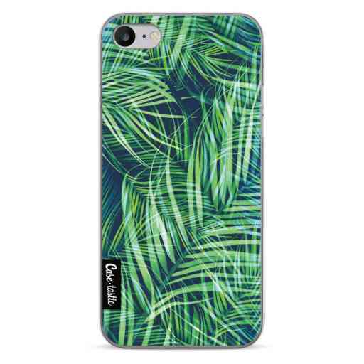 Casetastic Softcover Apple iPhone 7 / 8 / SE (2020) - Palm Leaves