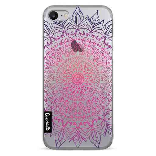 Casetastic Softcover Apple iPhone 7 / 8 / SE (2020) - Happy Mandala