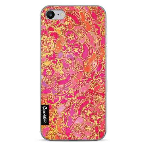 Casetastic Softcover Apple iPhone 7 / 8 - Hot Pink Barroque
