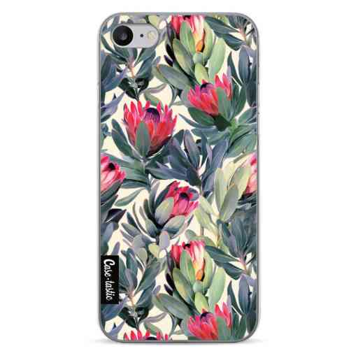 Casetastic Softcover Apple iPhone 7 / 8 / SE (2020) - Painted Protea