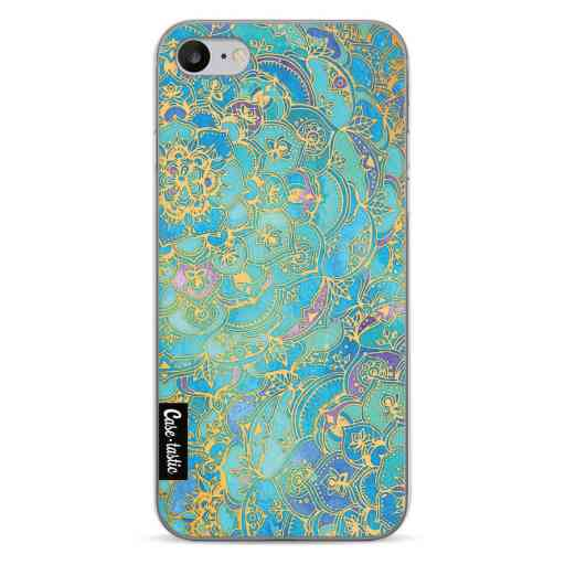 Casetastic Softcover Apple iPhone 7 / 8 - Sapphire Mandala