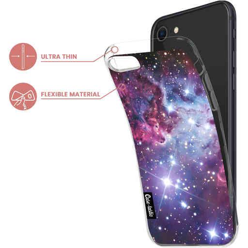 Casetastic Softcover Apple iPhone 7 / 8 / SE (2020) - Nebula Galaxy