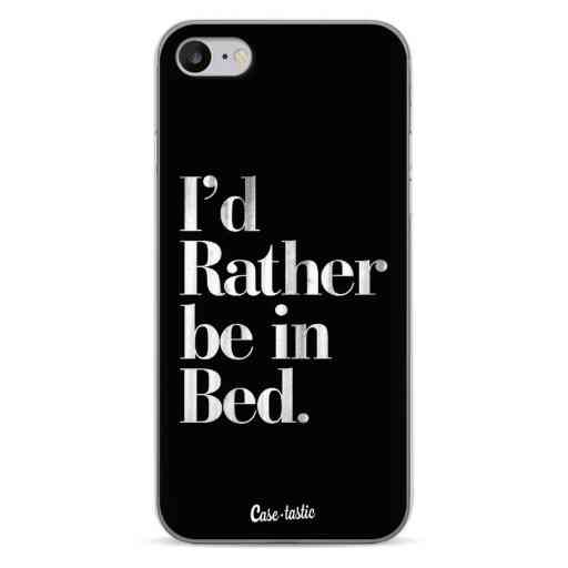 Casetastic Softcover Apple iPhone 7 / 8 - Rather Be In Bed