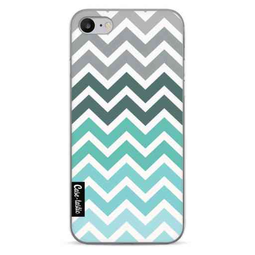 Casetastic Softcover Apple iPhone 7 / 8 - Tiffany Fade Chevron