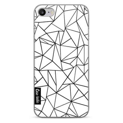 Casetastic Softcover Apple iPhone 7 / 8 / SE (2020) - Abstraction Outline