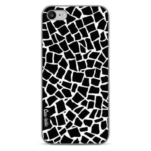 Casetastic Softcover Apple iPhone 7 / 8 - British Mosaic Black