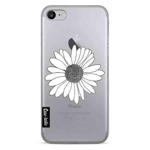 Casetastic Softcover Apple iPhone 7 / 8 / SE (2020) - Daisy Transparent