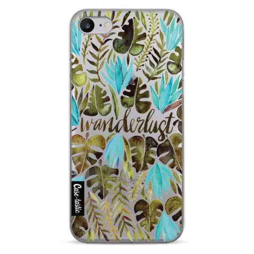 Casetastic Softcover Apple iPhone 7 / 8 / SE (2020) - Wanderlust Turquoise