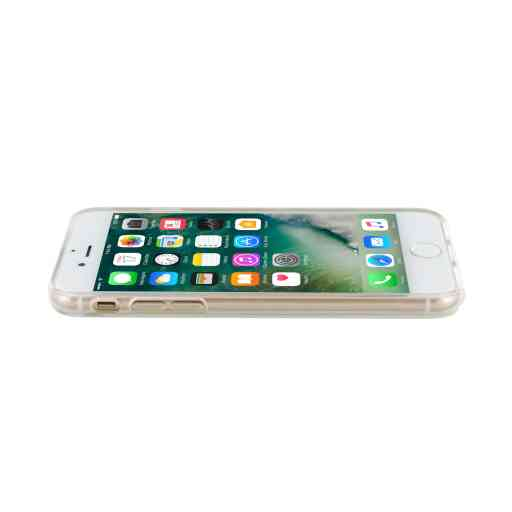 Casetastic Softcover Apple iPhone 7 / 8 / SE (2020) - Marble Transparent